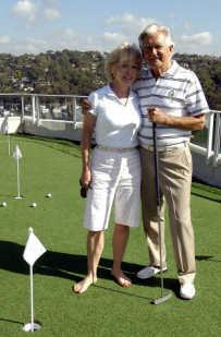 Bob & Blanche Hawke