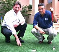 Peter O'Malley & Bill Rorke